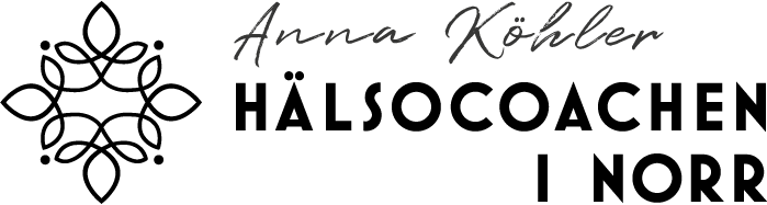 Logotyp för hälsocoachen i norr